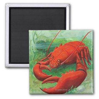 Oh You Lobster Scene Magnet