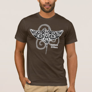 Ohana - Manta tribal shirt