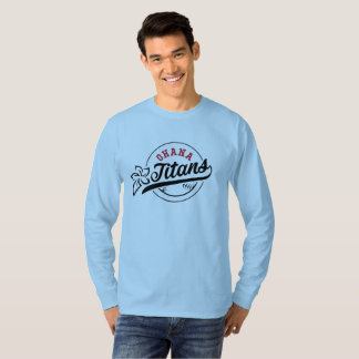 Ohana Titans Mens Long Sleeved T-Shirt