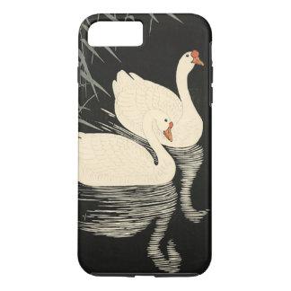 Ohara Koson's Vintage Swans iPhone 7 Plus Case