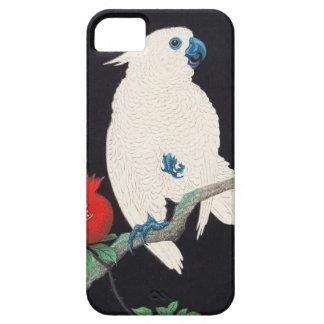 Ohara Shoson, Cockatoo and Pomegranate ukiyo-e iPhone 5 Covers