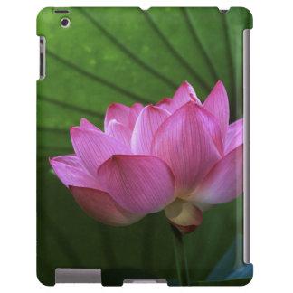 Ohga Lotus, Sankei-en Garden, Yokohama, Japan iPad Case