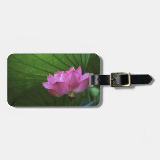 Ohga Lotus, Sankei-en Garden, Yokohama, Japan Luggage Tag