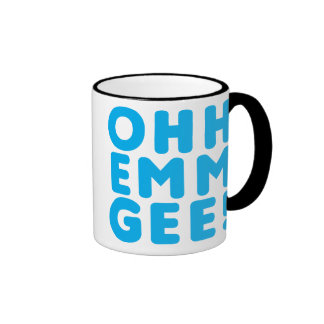 Ohh Emm Gee! Mugs