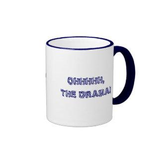 OHHHHH, THE DRAMA! with KBP Ringer Mug