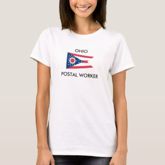 ohio1, POSTAL WORKER, OHIO T-Shirt