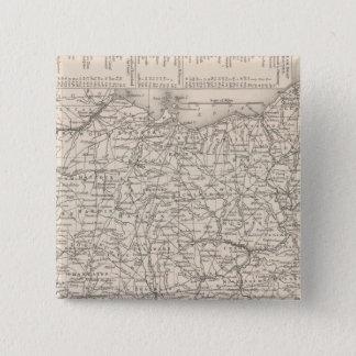 Ohio 10 15 cm square badge