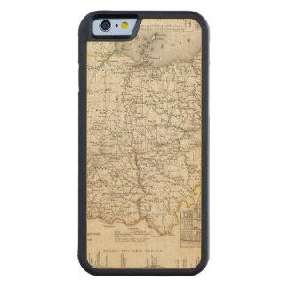 Ohio 12 carved maple iPhone 6 bumper case