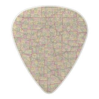 Ohio 3 acetal guitar pick