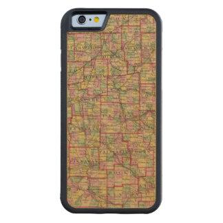 Ohio 3 carved maple iPhone 6 bumper case