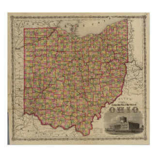 Ohio 4 poster