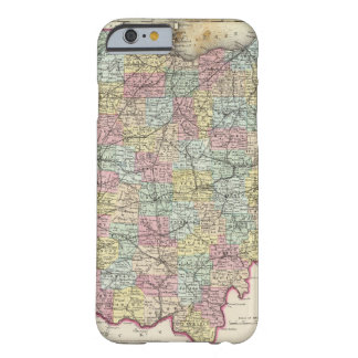 Ohio 6 barely there iPhone 6 case