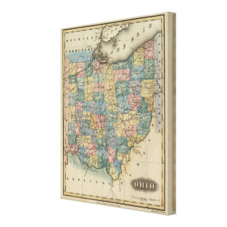 Ohio 7 canvas print