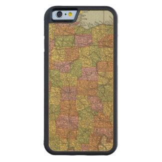 Ohio 7 carved maple iPhone 6 bumper case