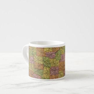 Ohio 7 espresso cup