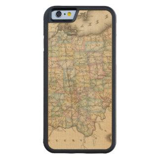 Ohio 8 carved maple iPhone 6 bumper case
