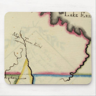 Ohio 8 mouse pad