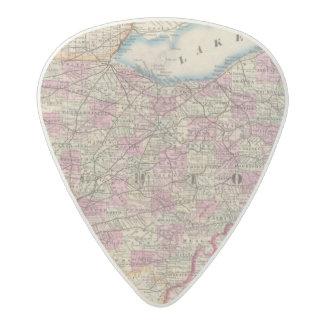 Ohio 9 acetal guitar pick