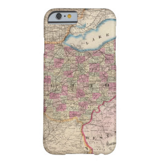 Ohio 9 barely there iPhone 6 case