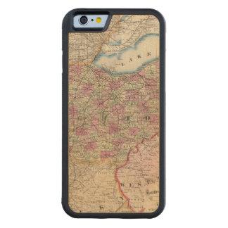 Ohio 9 carved maple iPhone 6 bumper case