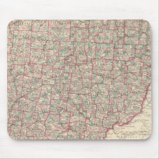 Ohio 9 mouse pad