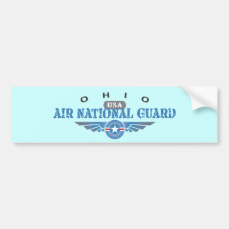 Ohio Air National Guard Bumper Sticker