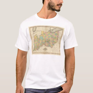 Ohio and Indiana T-Shirt