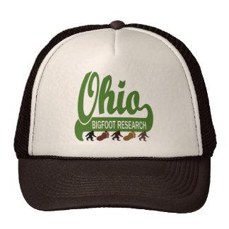 Ohio Bigfoot Research Cap