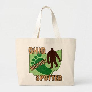 Ohio Bigfoot Spotter Tote Bags