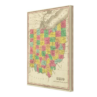 Ohio Canvas Print