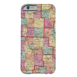 Ohio Counties Barely There iPhone 6 Case