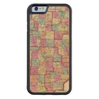 Ohio Counties Maple iPhone 6 Bumper