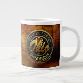 Ohio Country Music Fan Coffee Mug