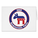 Ohio Democratic Party Greeting Cards