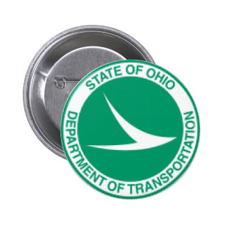 Ohio Department of Transportation Button