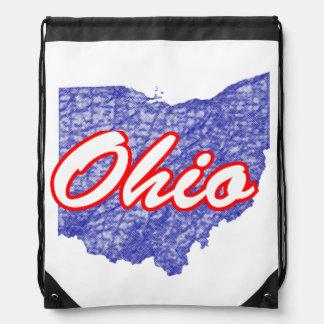 Ohio Drawstring Bag