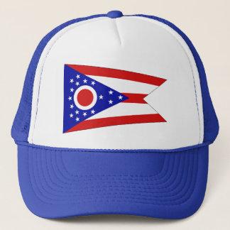 Ohio Flag Hat