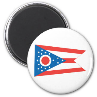 Ohio Flag Magnet