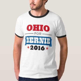 OHIO FOR BERNIE SANDERS T-Shirt