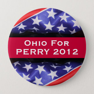 Ohio For PERRY 2012 Button
