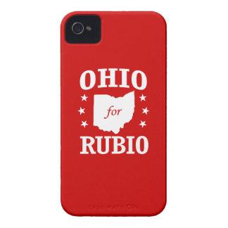 OHIO FOR RUBIO iPhone 4 CASES