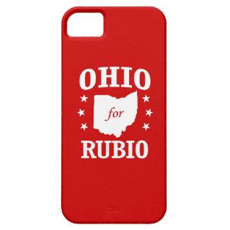 OHIO FOR RUBIO iPhone 5 COVERS