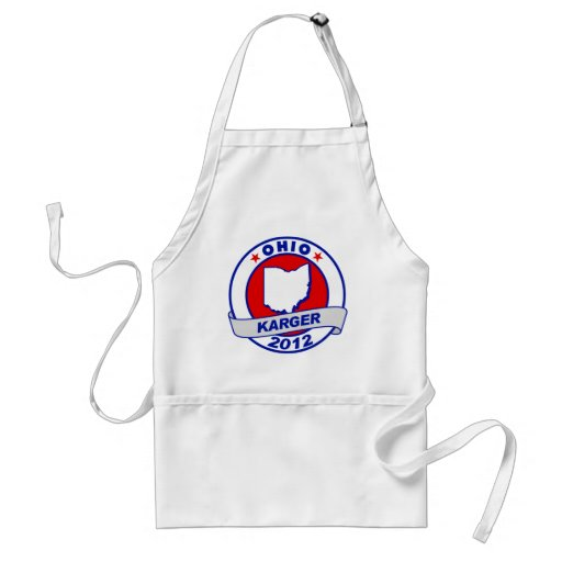 Ohio Fred Karger Aprons