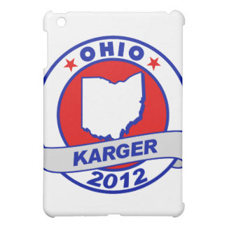 Ohio Fred Karger iPad Mini Cases