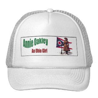Ohio Girl, Annie Oakley Cap