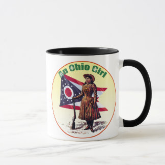 Ohio Girl, Annie Oakley Mug