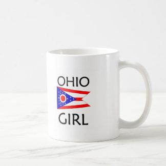 OHIO GIRL COFFEE MUGS