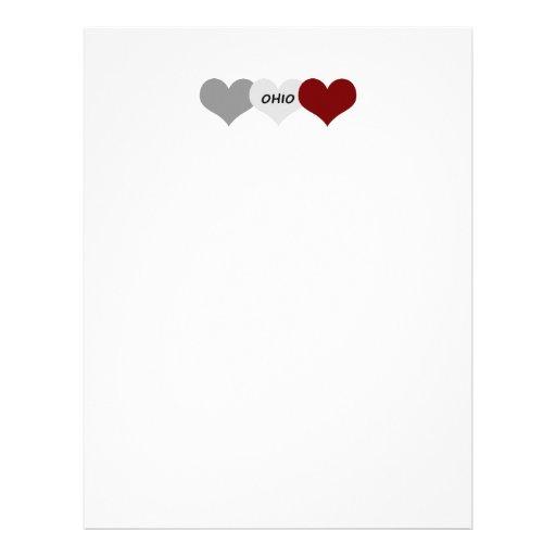 Ohio Heart Full Color Flyer