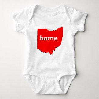 Ohio Home Baby Bodysuit
