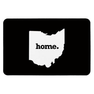 Ohio Home Rectangular Photo Magnet